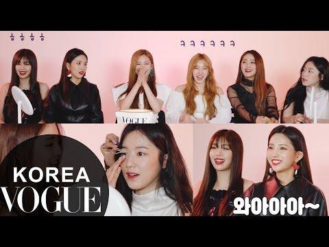 (Eng sub) 입덕 포인트 터진 (여자)아이들과의 Beauty Talk|(G)I-DLE|VOGUE TV