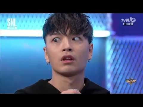 [ENG] AOMG SNL KR SMTM5 Jay Park & Simon D