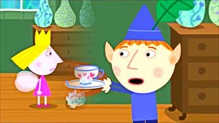 Ben and Holly  Queen Thistle's Teapot ! Best Moments ! Ben And Holly's Little Kingdom