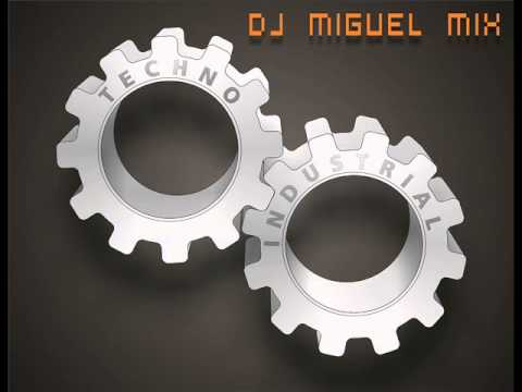 TECHNO MIX VOL.1 (1993 1994 Techno Industrial) By DJ MIGUEL MIX