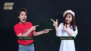Duy Khánh đối đầu Oanh Kiều | NHANH NHƯ CHỚP | NNC #33 | 24/11/2018