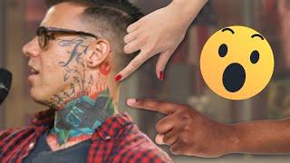 You Will Immediately Regret Your Neck Tattoo. Shayne Smith