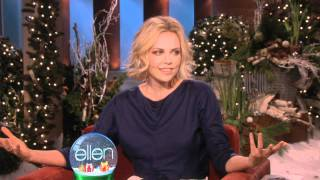 Charlize Theron on Dating