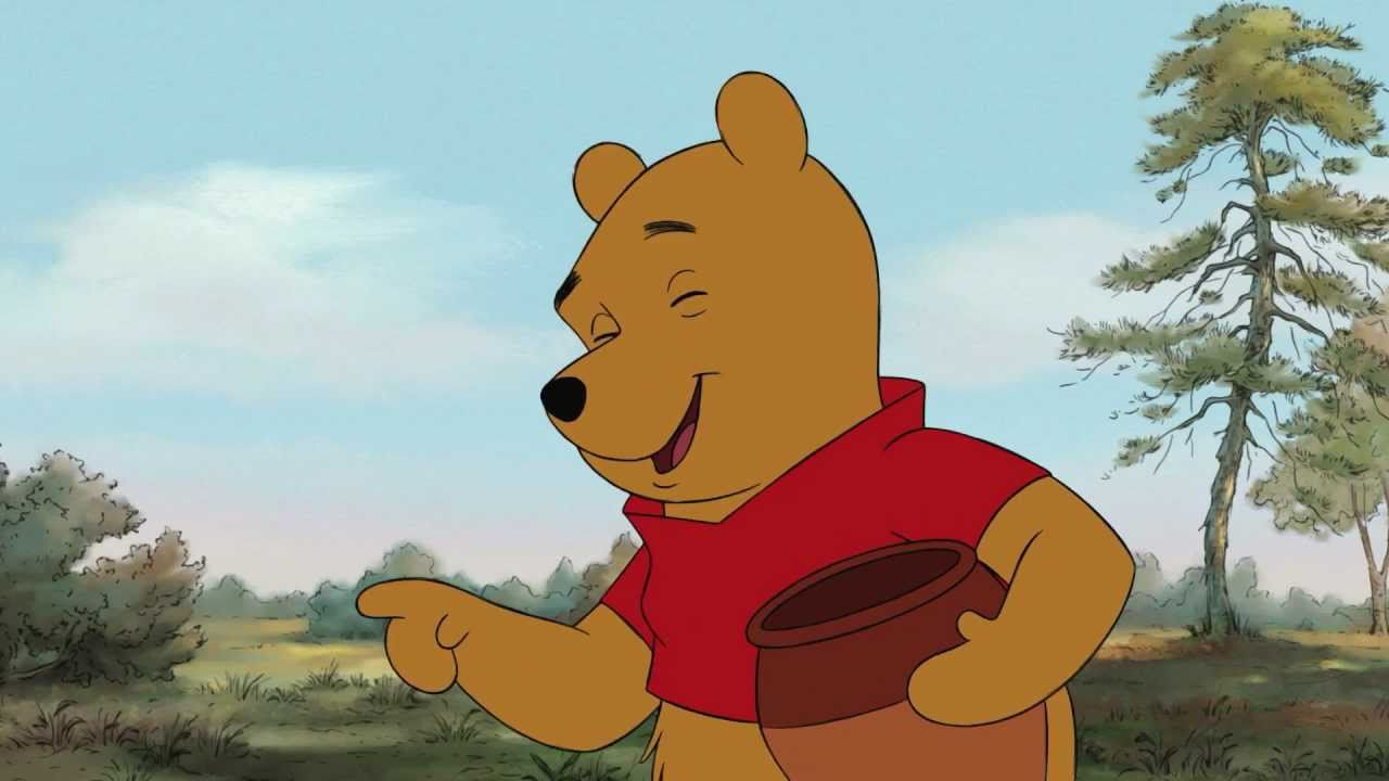 which character are you winnie the pooh  youtube