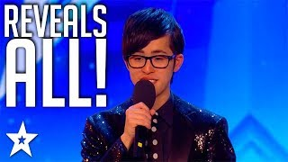 Japanese Magician Reveals All on Britain's Got Talent | Got Talent Global