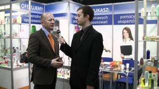 Reportaż z targów Packaging Innovations 2012