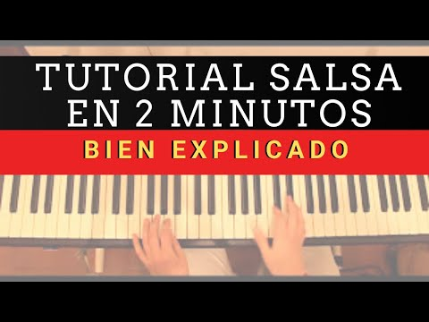 Base de salsa PIANO