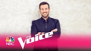 The Voice 2017 - Carson Daly: A Family Man (Digital Exclusive)