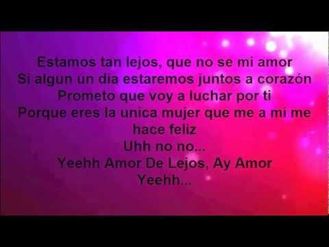 Alee Alejandro Ft. Audaz Mc - Amor De Lejos (Letra)