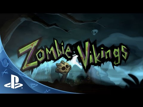 Zombie Vikings Trailer