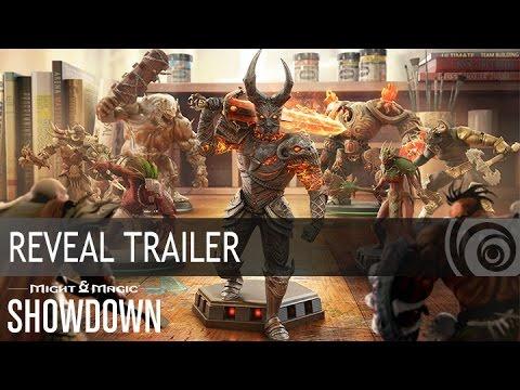 Might & Magic® SHOWDOWN - Reveal trailer [IT]