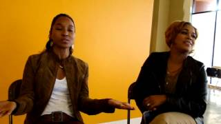 Chili and T-Boz talk about VH1 movie