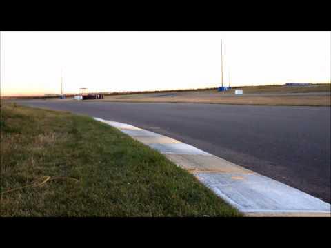BRC Racing BRC150RR Track Testing