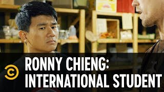 Discovering the Joy of Bubble Tea - Ronny Chieng: International Student