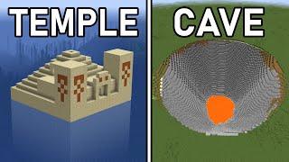 Minecraft's Most Mind-Blowing Seeds