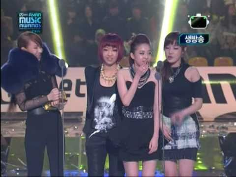 091121 Best Female Rookie Group