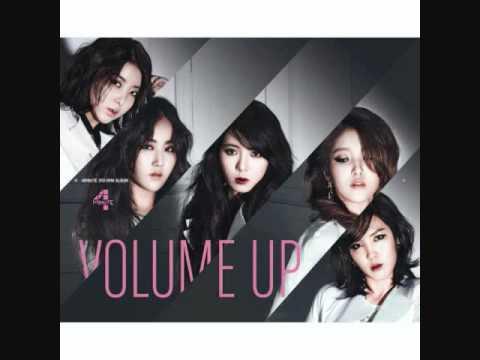 [Audio] 포미닛 - Volume Up