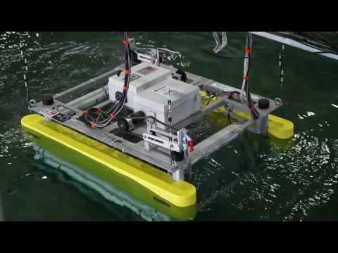 Phase One Testing of Ocean Wave Energy Converter