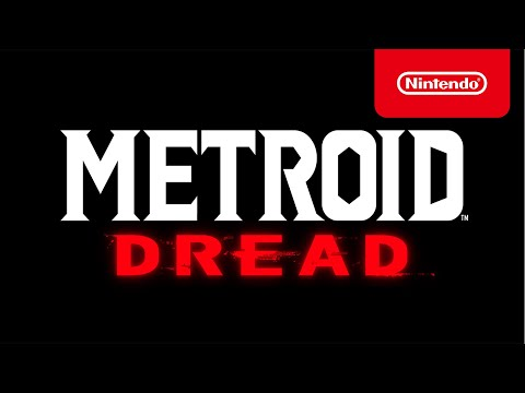 Metroid Dread – Coming October 8th! (Nintendo Switch)