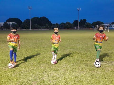 Escolinha Municipal de Futebol de Campo SEJEL retornou as atividades