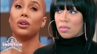Tamar Braxton says don't get cheap plastic surgery like K. Michelle!