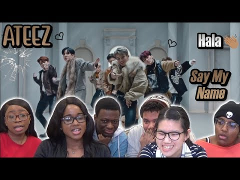 MV Reaction| ATEEZ (에이티즈) - Hala Hala + Say My Name