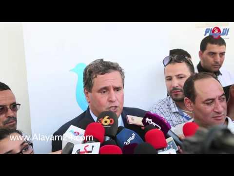 أول تصريح لأخنوش بعد توليه رئاسة الـ RNI