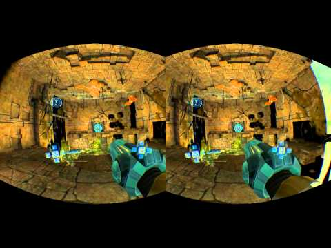 Metroid Prime with Oculus Rift by AnanasBe