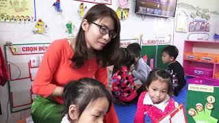 Trường Mầm Non Hòa Bình - HOẠT ĐỘNG GÓC CỦA TRẺ MẦM NON - LẤY TRẺ LÀM TRUNG TÂM (FULL HD 1080i)