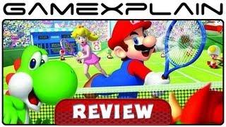 Mario Tennis Open - Video Review (Nintendo 3DS)