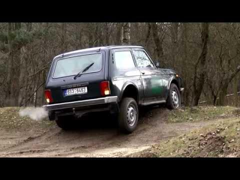 Ladu Niva vs. Dacia Duster vs. Mercedes G vs. Toyota Landcruiser