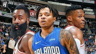 Houston Rockets vs Orlando Magic - Full Game Highlights | December 13, 2019 | 2019-20 NBA Season