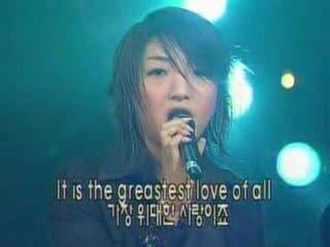 H.O.T. & S.E.S. greatest love of all perf