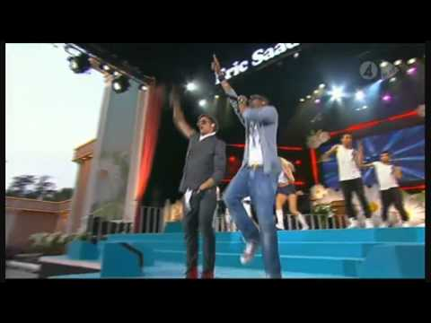 Eric Saade ft. J-son - Hearts in the Air live at Lotta på Liseberg