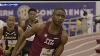 Missouri City native Bryce Deadmon prepares to leave for Tokyo Olympics