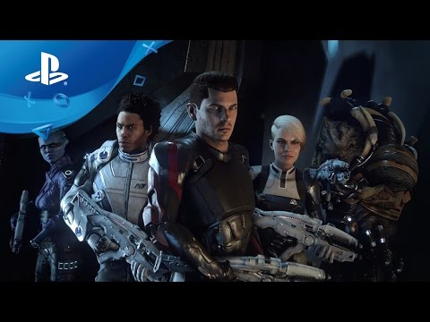 Mass Effect: Andromeda | Cinematic Trailer 2