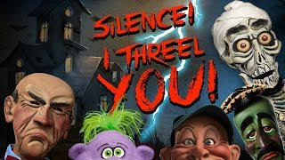 Happy Halloween! Silence, I Threel You! | JEFF DUNHAM