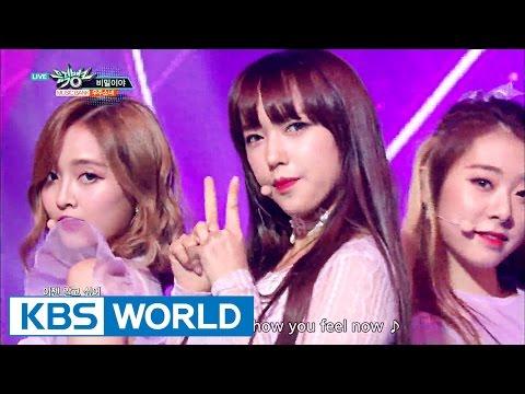 WJSN - Secret | 우주소녀 - 비밀이야 [Music Bank / 2016.09.02]