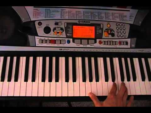Baixar How to play what are words by Chris Medina on piano