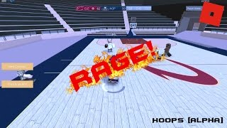 THE RAGE (Hoops Funny Moments #1)