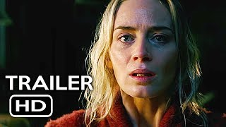 A Quiet Place Official Trailer #3 (2018) Emily Blunt, John Krasinski Horror Movie HD