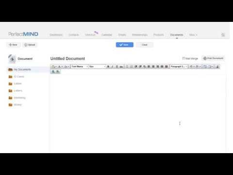 PerfectMIND 3 Adding a Digital Signature to a Document