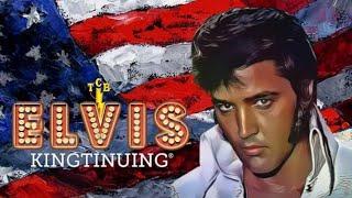 "ELVIS PRESLEY  84,  KINGTINUING ""HAVE YOU EVER SEEN THE RAIN"""