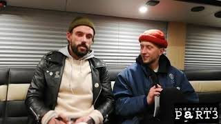 Exclusive- IDLES and Heavy Lungs interview.