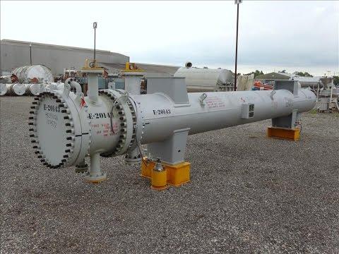 Unused- Ilsung Corporation 4 Pass U Tube Shell & Tube Heat Exchanger - stock # 48291026