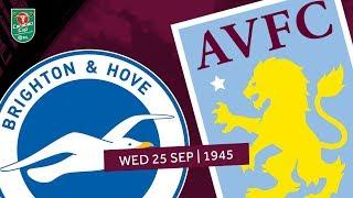 Brighton 1-3 Aston Villa | Extended highlights