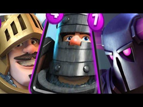Clash Royale Dual Prince Is Nasty Beast Prince Dark