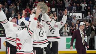Northeastern Sweeps the 2020 Beanpot