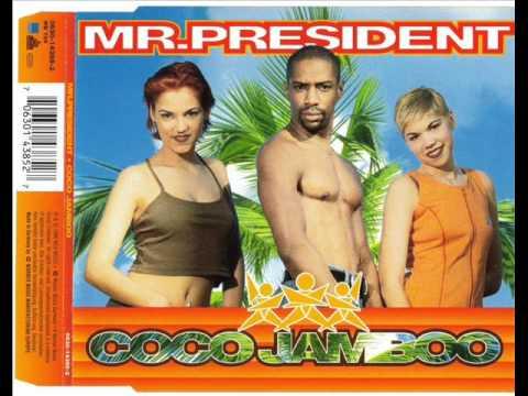 Mr.President - Coco Jamboo (Original Instrumental) HQ