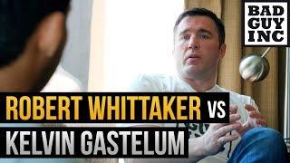 UFC 234 Preview: Robert Whittaker vs Kelvin Gastelum
